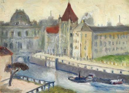 柏林博物館(一九五七年作)