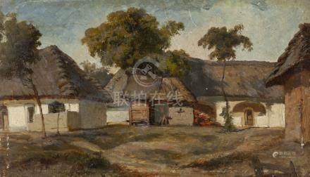 Karoly Telepy (1828 - 1906 Hungarian)