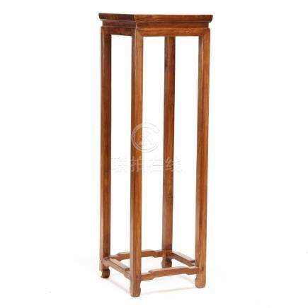 Chinese Huanghuali Tall Stand