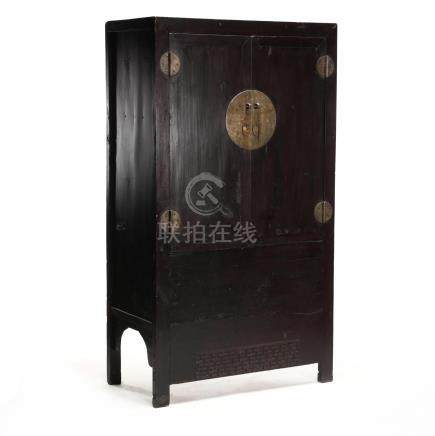 Chinese Ming Dynasty Style Cabinet