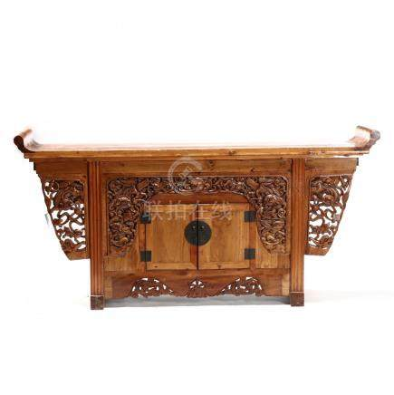 Ming Dynasty Style Chinese Altar Table