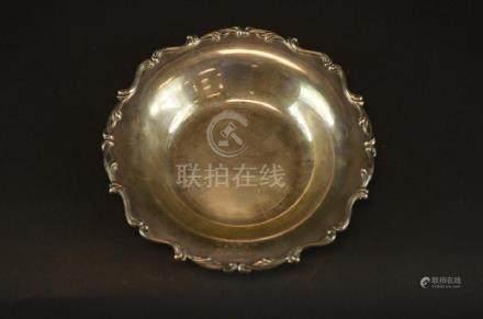 Shreve & CO Sterling Silver Bowl