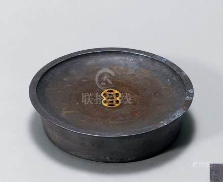 雕刻錫茶海