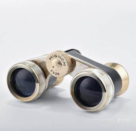 螺鈿望遠鏡