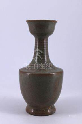Song Guanyao Porcelain Vase