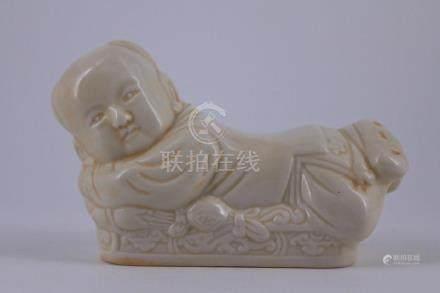 Song DingYao Porcelain Pillow