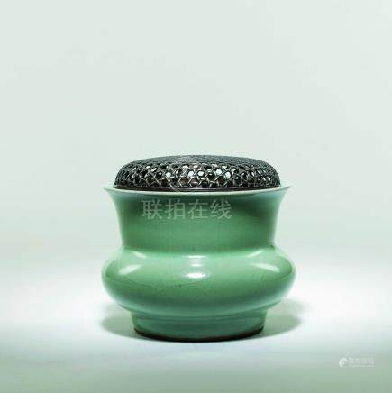 宋  青瓷熏爐