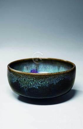 元  鈞窯玫瑰釉碗