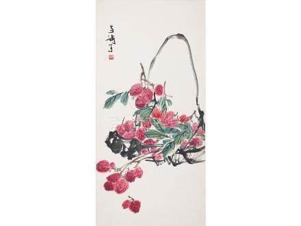 王雪濤  荔枝