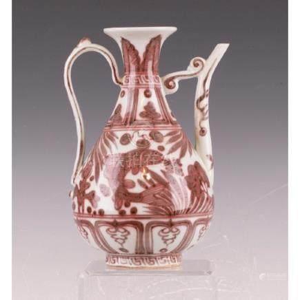 Ceramic Wine Pot