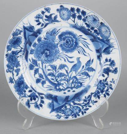 17th - 18th Century Chinese porcelain Kang Xi plate