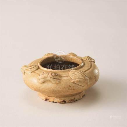 西晋 青瓷蛙型盂