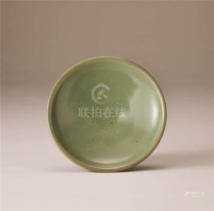 金代 青瓷盘