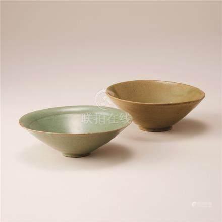 晚唐五代・高丽 青瓷碗及高丽青瓷碗