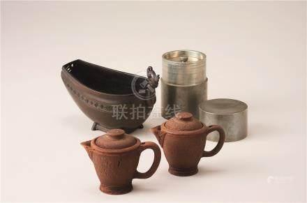 茶器 (一组)