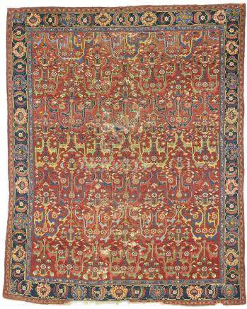 A Northwest Persian carpet fragment