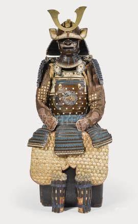 A NUINOBE-DO GUSOKU[ARMOUR] EDO PERIOD, 18TH CENTURY