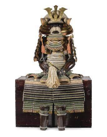 A HON-KOZANE DO-MARU GUSOKU[ARMOUR] EDO PERIOD, 19TH CENTURY