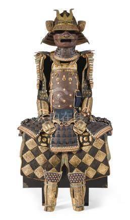 A NERIKAWA NIMAI-DO GUSOKU[ARMOUR] EDO PERIOD, 18TH - 19TH CENTURY