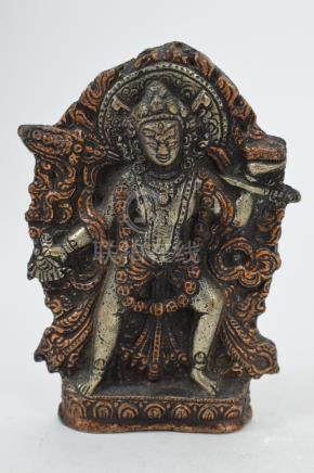 16TH C KHALI HINDU INDIAN DEMON GODDESS