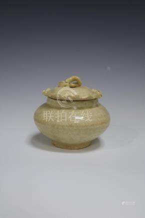 A Yingqing Ware Jar