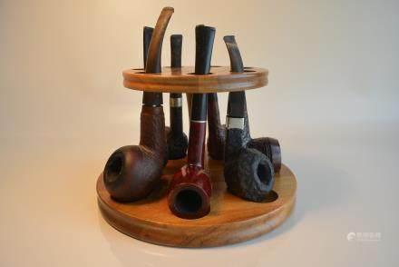 古董西洋烟嘴一套: Antiques Western Cigarette holder One set: