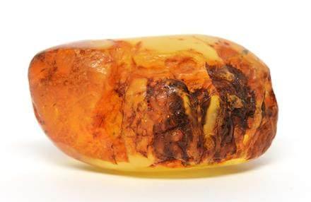 蜜蠟原石(170克)