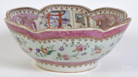Early Chinese Export Bowl