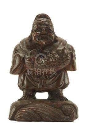 Chinese Wooden Buddha