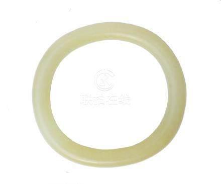 Chinese Jade Carved Bracelet