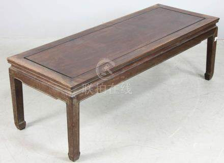 Chinese Long Hardwood Table
