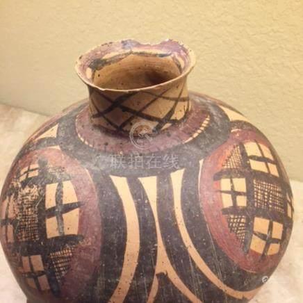 Storage Jar, China, Neolithic Period (3rd millennium