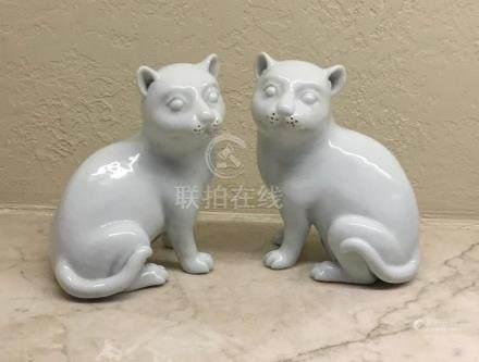 Hirado Cats, Japan, 18/19th Century