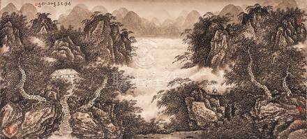 LIAO WEN-TAN ,Landscape