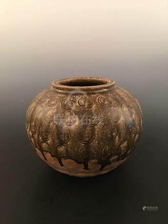 Chinese Yue Ware Pot