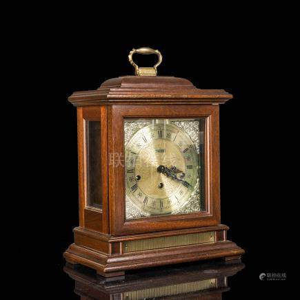 Trend Vintage Triple Chiming Key Wound Mantel Clock