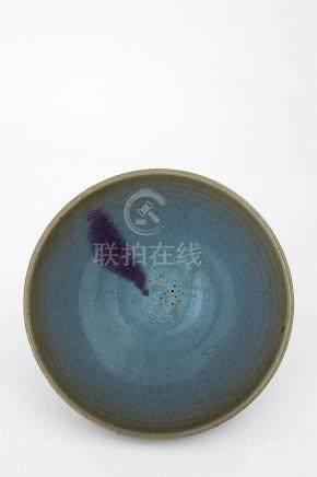 A JUNYAO PURPLE-SPLASHED BOWL, WANJin/ Yuan dynasty8,5 x 18