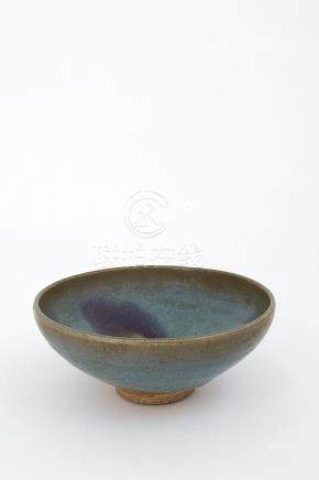 A JUNYAO PURPLE-SPLASHED BOWL, WANJin/ Yuan dynasty7,5 x 17,