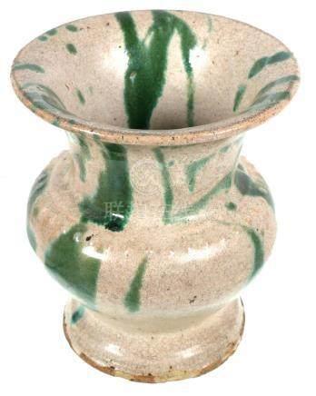 Chinese Guangdong Ware Leys Jar