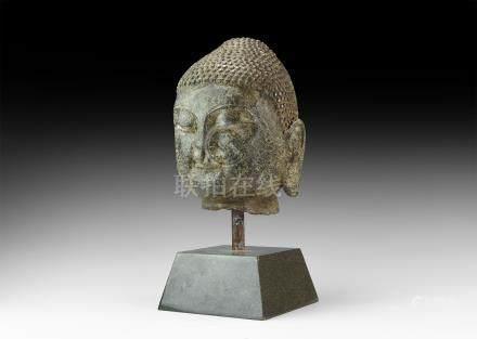 Chinese Sung Head of Buddha