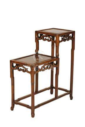 HONGMU STAND, QING DYNASTY, 19TH CENTURY