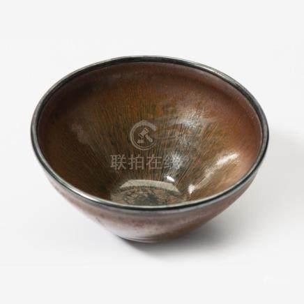 A Chinese Jianyao 'hare's fur' bowl