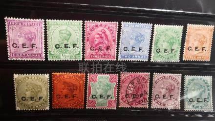 china stamps中国远征军