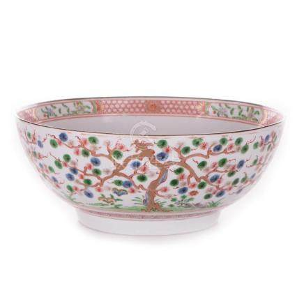 Japanese Imari bowl.