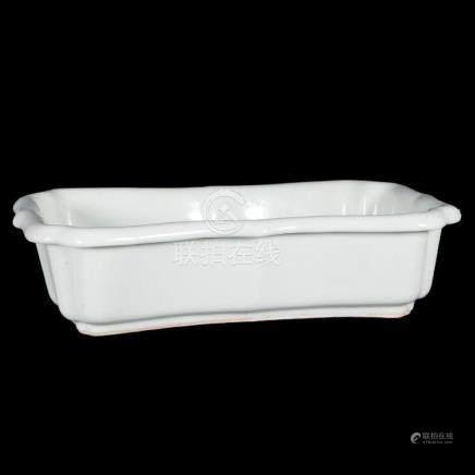 Chinese celadon bowl.