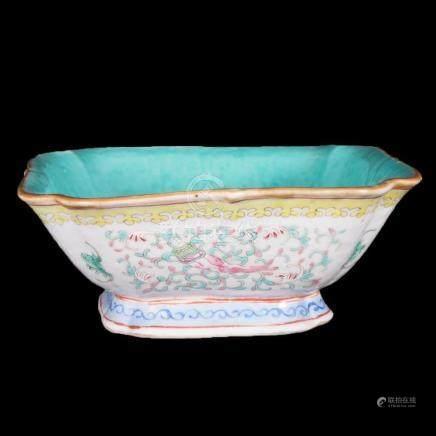 19th century Chinese bowl.