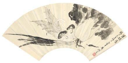 TAI JING-NONG; (TAIWANESE, 1902-1990) ZHOU CHENG (TAIWANESE,