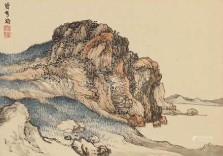 TSENG YUHO (CHINESE-AMERICAN, B.1925) 曾佑和