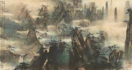 CHIANG MING-SHYAN (TAIWANESE, B.1942) 江明賢