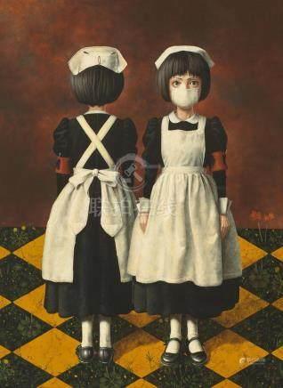 MASARU SHICHINOHE (JAPANESE, B. 1959) 七戶優